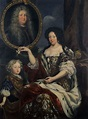 THE MARGRAVE OF BADEN-DURLACH WITH HER MOTHER AUGUSTA ...