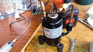 Mini Dc Refrigeration Compressor - Oil Charge