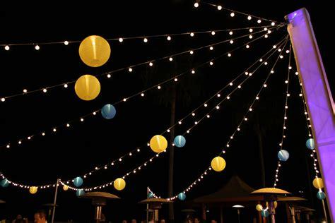 string lights paper lanterns uk