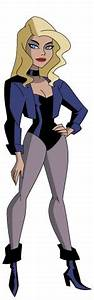 File:Black Canary (Justice League Unlimited).png - Wikipedia