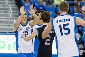 UCLA men's volleyball to face Ohio State in NCAA semifinal ...