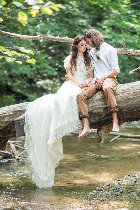 Tuck Everlasting Stylized Wedding Michelle Logan Photo