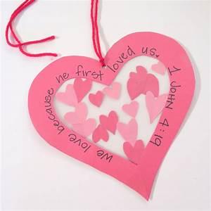 Valentine's Day Suncatcher - Egglo Entertainment