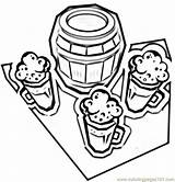 Barril Boccali Chavo Barriles Colorea Boccale Dibujosparacoloreargratis Bebidas Alimenti Imagui Mixtos Coloringpages101 Jarra Jarras sketch template