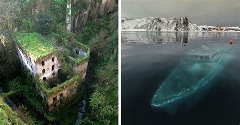 Top 20 Abandoned Places That Look Incredibly Beautiful