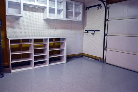 Painting Garage Floor Cost : Iimajackrussell Garages