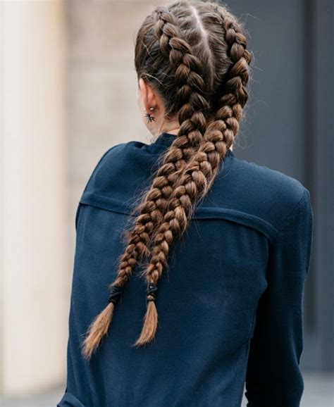 double french braid hairstyle ideas designs design
