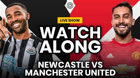 Watch Newcastle United vs Manchester United: live stream ...