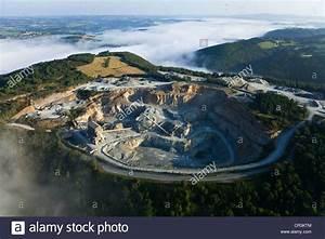 Puy De Dome : france puy de dome blot l 39 eglise quarry of puy serge exploitation stock photo royalty free ~ Medecine-chirurgie-esthetiques.com Avis de Voitures