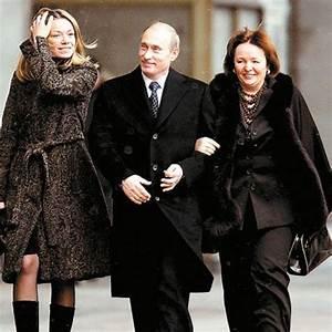 Spokesman Denies Putin Wanted to Visit Daughter in Dutch ...