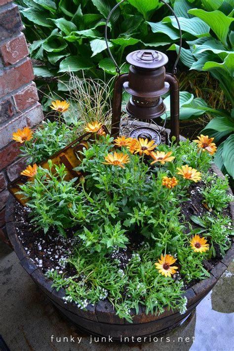 images  junk gardening  pinterest
