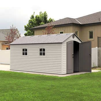storage sheds at costco outdoor storage sheds barns costco