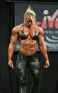Bionic woman on steroids... | Body/extreme | Pinterest ...