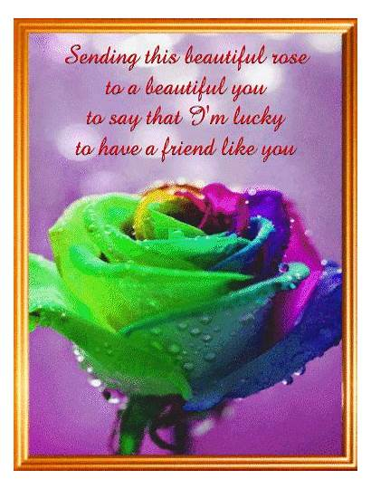 Card Friendship Thoughts Friend 123 Greetings Ecards