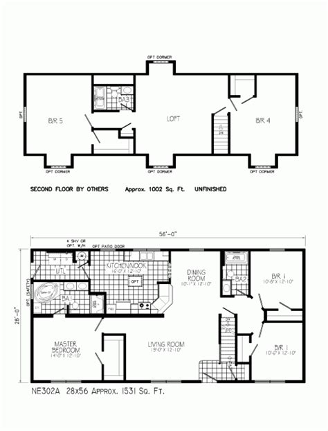 lovely floor plans cape  homes  home plans design