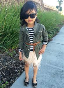 Cute Little Girl Fashion Outfit Ideas