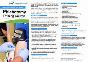 phlebotomy training course parkway college With free phlebotomy classes