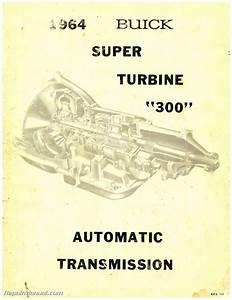 1964 Buick Super Turbine 300 Automatic Transmission