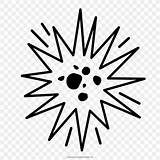 Explosion Coloring Painting Drawing Favpng sketch template