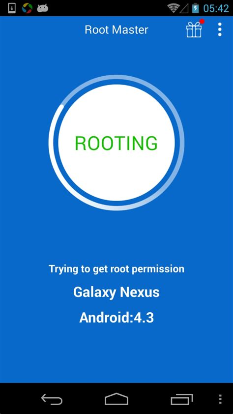 android root apps root master one click android root app androidtapp