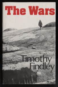 wars  timothy findley  chapel