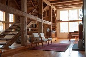 A Rural 1800s Barn Becomes a Modern Home – Design*Sponge
