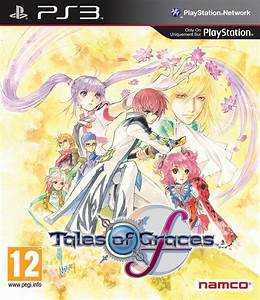 Tales Of Graces F Sur PlayStation 3