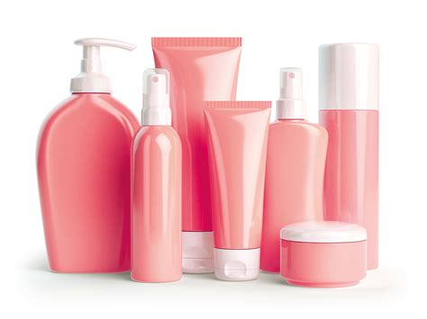 Set Cosmetic Products Series Beauty Care