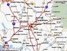 Sacramento Metro Map - ToursMaps.com
