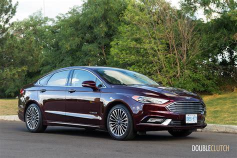 Ford Titanium 2017 by 2017 Ford Fusion Hybrid Titanium Doubleclutch Ca