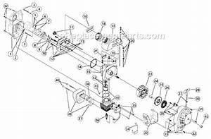 Ryobi Rgbv3100 Parts List And Diagram