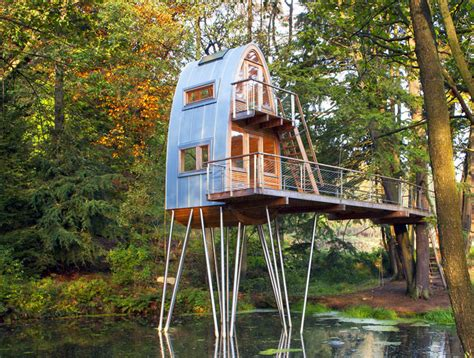 baumraums treehouse wagamamaya