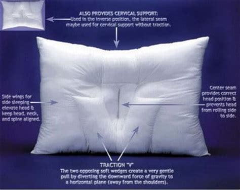 best pillow for back sleepers with apnea top 10 best pillows for severe neck