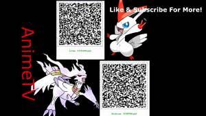 legendary pokemon qr codes omega ruby images