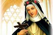 Santo do dia: Santa Rosa de Lima - 23.08.17 - Catholicus