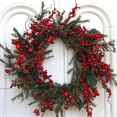 diy christmas wreaths ideas  pinterest