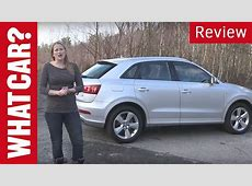 2013 Audi Q3 review What Car? YouTube