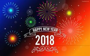 Happy New Year Wallpaper Hd 2018 – Merry Christmas & Happy ...