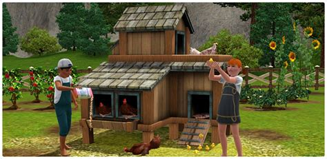 cuisiner des cuisses de poulet poulailler des emplumés store les sims 3