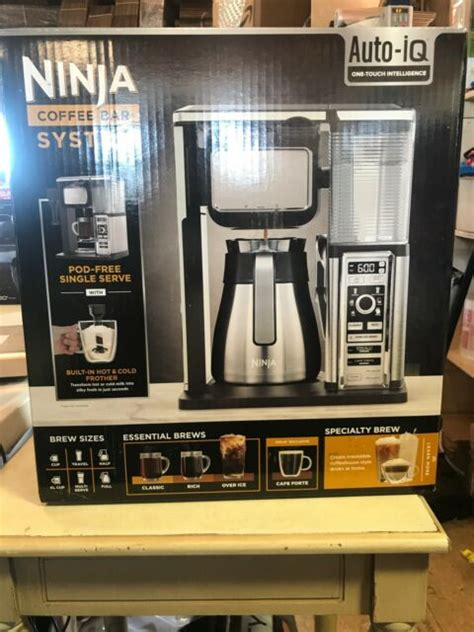 In this video we cover all the ups. Ninja Coffee Bar Brewer System with Stainless Thermal Carafe CF097 for sale online | eBay