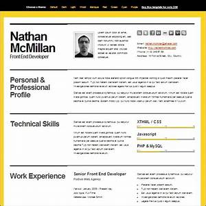 35 best cv and resume templates for Best curriculum vitae format