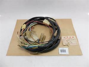 Honda Sl125 Wiring Harness
