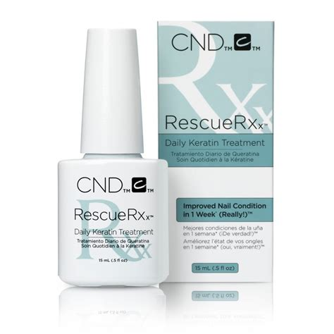 Uv Gel Nail Kits With Lamps by Cnd Rescuerxx Daily Keratin Treatment Nagelshop24 Ch