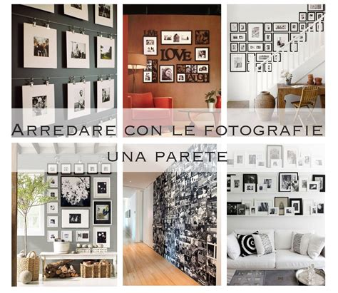 Arredare Parete by Come Arredare Con Le Fotografie Una Parete Bismama