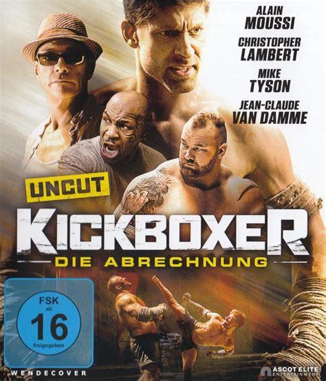 film van damme kickboxer