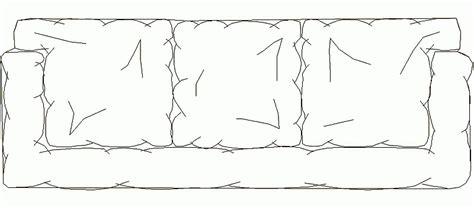 sofa 3 plazas dwg bloques autocad gratis de sof 225 de 3 plazas mod 7