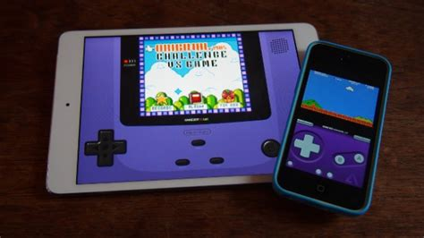 Game Boy Advance Emulator Available For Ios 7, Without