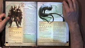 Flip Through Review 28  Monster Manual Dungeons And