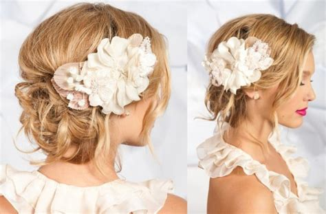 Wedding Accessories For Women : 15 Beautiful Wedding Hairstyles With Accessories