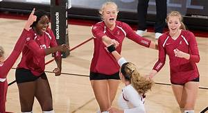 Pac-12 Conference Announces Volleyball Award Winners ...